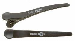 Head Jog Supa-Klipz Black 6pk