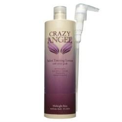 Crazy Angel Self Tanning Lotion Midnight Kiss 1L