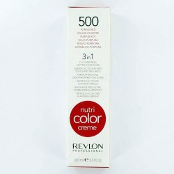 Revlon Nutri Colour Creme 500 Purple Red 100ml