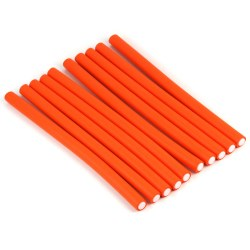 Sibel Bendies Long Orange 12pk