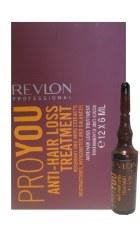 Revlon Pro You Anti-Hair Loss Treatment 12x6ml