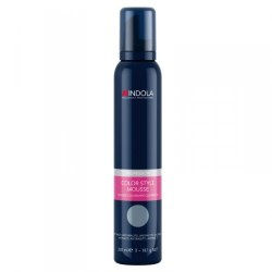Indola Profession Color Style Mousse Anthracite 200ml