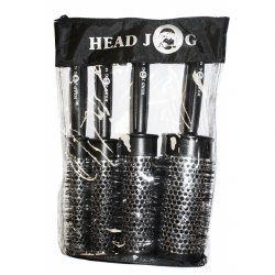 Head Jog Quad Brush Set