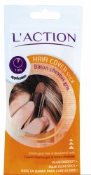 L'Action Hair Cover Stick Dark Brown 4g