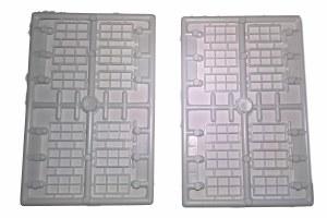 Ratio OO 139 Signal Box Window Mouldings pair