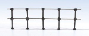 Ratio OO 144 Hand Rail Stanchions Double Rail