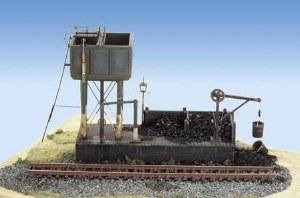 Ratio N 206 Locomotive Servicing Depot