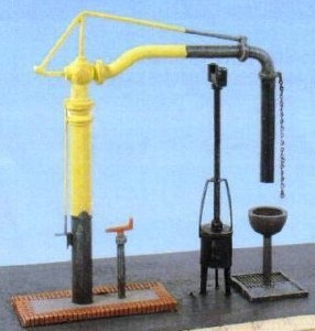 Ratio N 212 Water Crane and Fire Devil