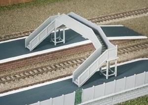 Ratio N 222 Concrete Footbridge