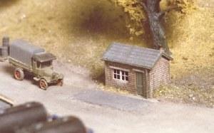Ratio N 227 Weighbridge Hut