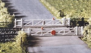 Ratio N 234 Level Crossing with gates