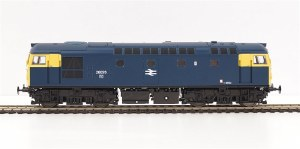 Heljan OO 2614 Class 26/1 26026 BR Blue with Full Yellow Ends