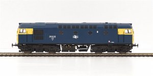 Heljan OO 2638 Class 26/1 26028 BR Blue with Full Yellow Ends