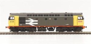Heljan OO 2656 Class 26/0 26010 BR Railfreight Red Stripe Livery