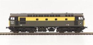 Heljan OO 2657 Class 26/0 26011 BR Engineers Dutch Grey Yellow Livery