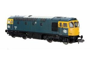 Dapol N 2D-001-005 Class 33/0 33020 BR Blue