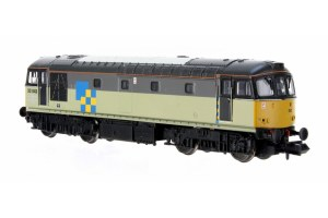 Dapol N 2D-001-007 Class 33/0 33042 Triple Grey Construction Sector