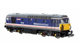 Dapol N 2D-001-022 Class 33/1 33114 'Ashford 150' Network South East