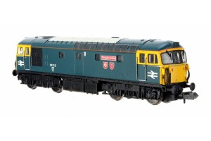 Dapol N 2D-001-023 Class 33/1 33112 'Templecombe' BR Blue (Depot Special)