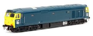 Dapol N 2D-002-000D Class 50 D406 BR Blue (un refurbished) DCC