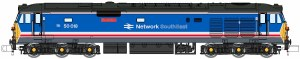 Dapol N 2D-002-007D Class 50 Resolution 50018 Late NSE Refurbished DCC Fitted