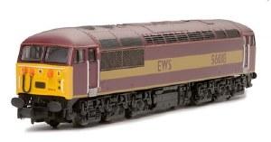 Dapol N 2D-004-005 Class 56 Number 56089 EWS Doncaster Built