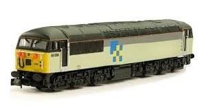 Dapol N 2D-004-008 Class 56 Co-Co 56 056 BR Railfreight Construction Sector Doncaster Built