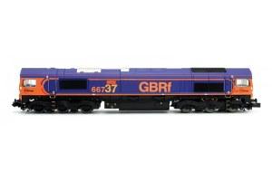 Dapol N 2D-007-006 Class 66 66737 Lesia GB Railfreight