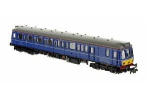 Dapol N 2D-009-005 Class 121 121020 Chiltern Railways Blue