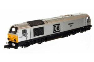 Dapol N 2D-010-011 Class 67 DB 67029 Royal Diamond