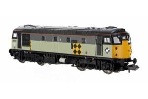 Dapol N 2D-028-005 Class 26 26004 BR Coal Sector