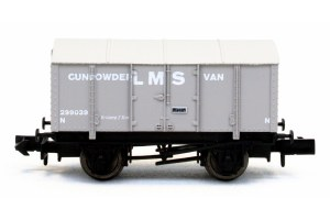 Dapol N 2F-013-051 Gunpowder Van LMS 299039