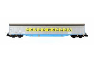 Dapol N 2F-022-006 Ferry Wagon Cargowaggon  33 80 279 7543-6 Yellow Stripe