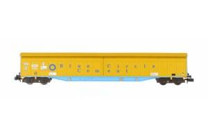 Dapol N 2F-022-009 Ferry Wagon Blue Circle 33 80 279 7669-9