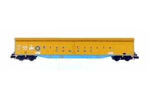 Dapol N 2F-022-010 Ferry Wagon Blue Circle 33 80 279 7688-9