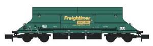 Dapol N 2F-026-005 HIA Freightliner Heavy Haul Limestone Hopper Green 369002