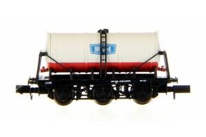 Dapol N 2F-031-014 6 Wheel Milk Tanker St Ivel