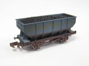 Dapol N 2F-034-020 Cadbury 21T Hopper Weathered