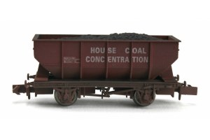Dapol N 2F-034-056 21T Hopper House Coal Concentration B429912 Weathered
