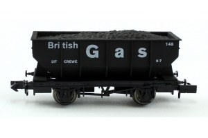 Dapol N 2F-034-057 21T Hopper British Gas 148