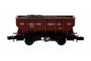 Dapol N 2F-034-063 21T Hopper Doncaster Coalite 578