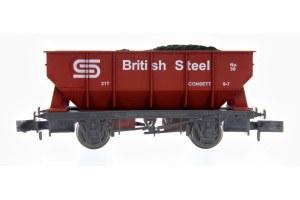 Dapol N 2F-034-073 21T Hopper British Steel 39