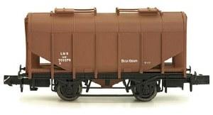 Dapol N 2F-036-015 Bulk Grain Hopper 701376 LMS Bauxite