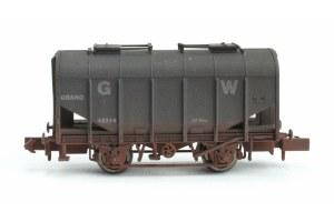 Dapol N 2F-036-022 Bulk Grain GWR 42314 Weathered
