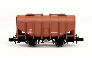 Dapol N 2F-036-035 Bulk Grain Hopper LMS Bauxite 701378
