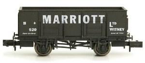 Dapol N 2F-038-021 20T (21T glw) Steel Mineral Wagon Marriott