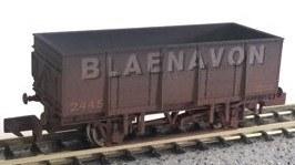 Dapol N 2F-038-028 20T Steel Mineral Blaenavon Weathered