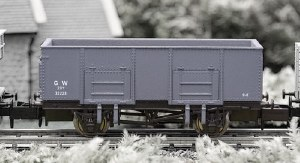 Dapol N 2F-038-037 20T Steel Mineral Wagon Cilely 18