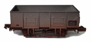 Dapol N 2F-038-048 20T Steel Mineral BR 315750 Weathered