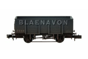 Dapol N 2F-038-056 20T Steel Mineral Blaenavon 2448 Weathered